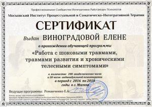 Московский Институт Процессуальной и Сомативно-Интегративной Терапии.